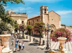 Private Tour of Sicily: From East to West Highlights Tour