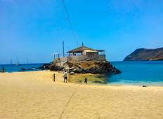 The Royal Routes of Santiago Island - Cape Verde: 4 Days, 2 Private Day Tours and Airport Transfers  Tour