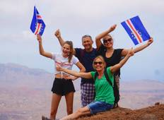 Cape Verde: Best Hiking & Trekking Trails in Santiago Island - 6 Days Tour