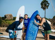 Arugam Bay Safari and Surfing Tours 6D/5N Tour