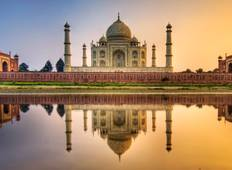 5 Tage Golden Triangle Tour - Delhi, Agra & Jaipur Tour Rundreise