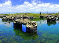 Island Hopping Santa Cruz +Isabela 6 days / 5 nights Tour
