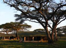 5 Days Tanzania Tented Lodge Safari Tour