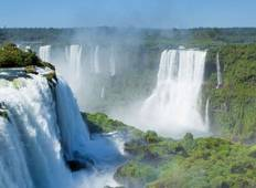 3- days Iguazu Falls, Argentinean & Brazilian Side Tour
