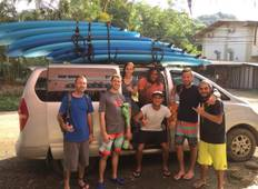 7 Days Surf Camp and Yoga Retreat in Santa Teresa, Costa Rica Tour
