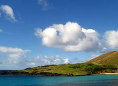 Easter Island: Archeology & Sunset with Moais Tour
