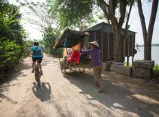 Cycle Vietnam\'s Mekong Delta Tour