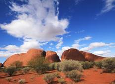 3 Day Uluru ROCK DROP OFF *Alice Springs to Ayers Rock* + Park Fee Tour