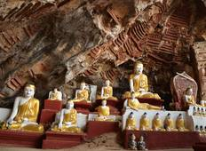 Spiritual Icon of Myanmar Tour