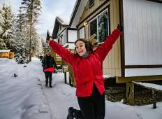 Rocky Mountain Winter Explorer 4-Days Tour