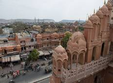 Delhi Agra Jaipur Golden Triangle 5 Days Tour  Tour