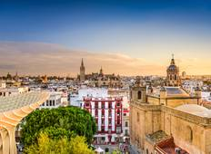 Madrid and Andalusia (6 destinations) Tour