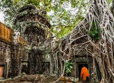 3-day Highlights of Siem Reap & Angkor Wat Temple Tour