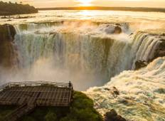 2 days Iguazu Falls Tour of the Argentinean Side Tour