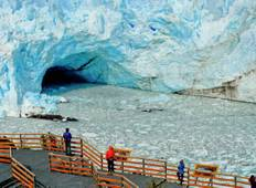 5 - Days trip in Ushuaia & El Calafate Tour