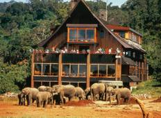Kenya Wilderness Experience to Samburu-Aberdares-Lake Nakuru-Masai Mara. Tour