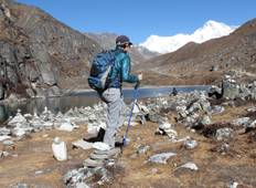 Gokyo Valley Renjo La pass Trekking Tour