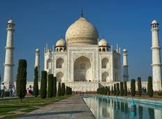 Private Taj Mahal Agra Overnight Tour from Delhi Tour