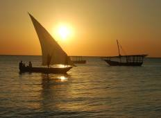 Selous and Zanzibar Tour