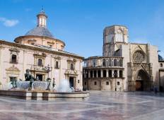 Andalusia & Mediterranean Coast with Barcelona Tour