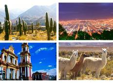 Salta, the Beautiful  Tour