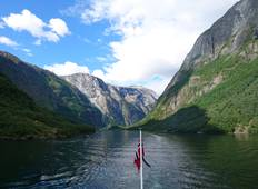 Hike, Kayak and Wild Camp the Norwegian Fjords  Tour