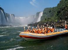 3-Day Iguazu Luxury Tour Tour