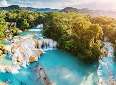 7 days with the natural beauty of Chiapas Tour