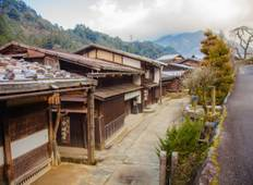 Nakasendo Further Self-guided walking 6 days Tour