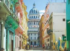 weekend in Havana in 3 days @ Hotel Sevilla  Tour
