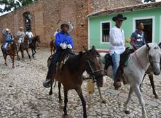 4 Days Horseback Riding and Farm holidays in  Viñales Valley , Cuba Tour
