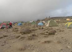 Conquer Mount Kilimanjaro (5895m) via the Northern Circuit Tour