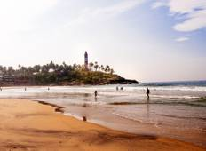Kerala Sud India (Kerala South India) Tour
