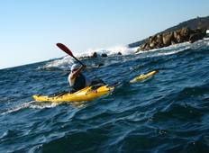 Kayak the Hidden Coves of Corsica Tour