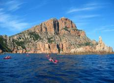 Kayak the Wild Coast of Corsica Tour