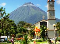 Costa Rica: Thanksgiving Week Eco and Adventure Group Tour - 8 Days Tour