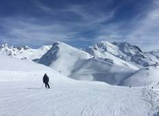 Private Luxury Ski Trip in Val Thorens, one of the best French ski resorts Tour