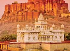 11 Days Stunning Royal Rajasthan Tour With Blue City(Jodhpur) By Car  Tour