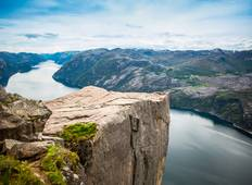 Trolltunga and Pulpit Rock Hiking Tour Tour