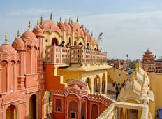 Delhi Agra Jaipur 3 Nights 4 Days Tour