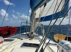 Crewed Sailing Holiday in Grenada & The Grenadines Tour