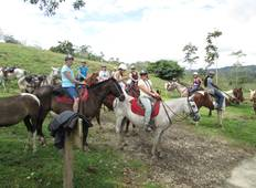 Costa Rica: Family Eco-Adventure - 12 Days Tour