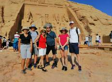 Royal Tour of Egypt- Private & Luxury 10 Days Tour Discover Cairo, Nile Cruise & Abu Simbel Tour