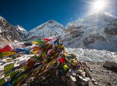 Everest Base Camp Trek from Phaplu Tour