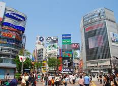 Highlights of Tokyo 5 Days_ Airport Service included Tour