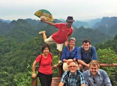 Cat Ba Fishing Eco-Tour 3 Days Tour
