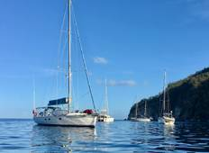 Yacht Charter in Guadeloupe, Marie-Galante & The Saints Tour