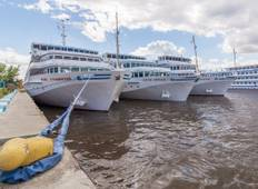 Moscow to St Petersburg - Russian River Cruise 2019 - MS Rachmaninoff - Imperial Russian Waterways  Tour
