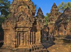 Cambodia Travel Pacakge Tour from Siemreap with Angkor Wat to Phnom Penh Tour