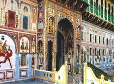 Best Heritage Golden Triangle Tour With  Mandawa Tour